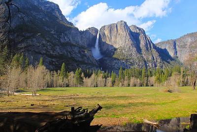 Yosemite - Spring 2019