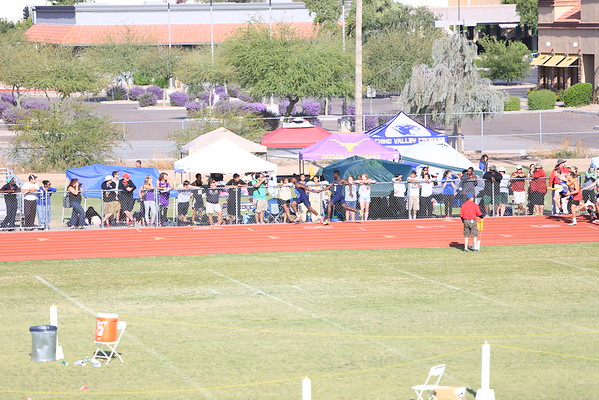 2015 State Track Meet