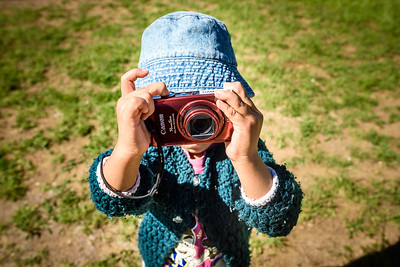 Kids with Camera's