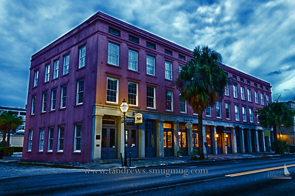 Charleston Sunrise 8/27/11