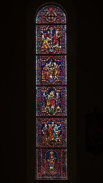Saint Louis Windows - Left