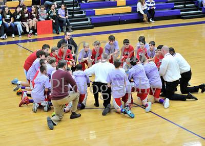 Championship - Sacred Heart vs St. Anne Boys CYO Basketball