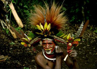 PAPUA NEW GUINEA - 1993