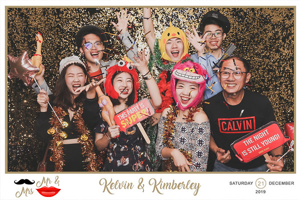 Wedding of Kelvin & Kimberley