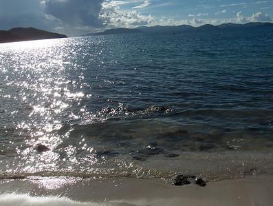 Virgin Gorda Mahoe Bay Snorkel