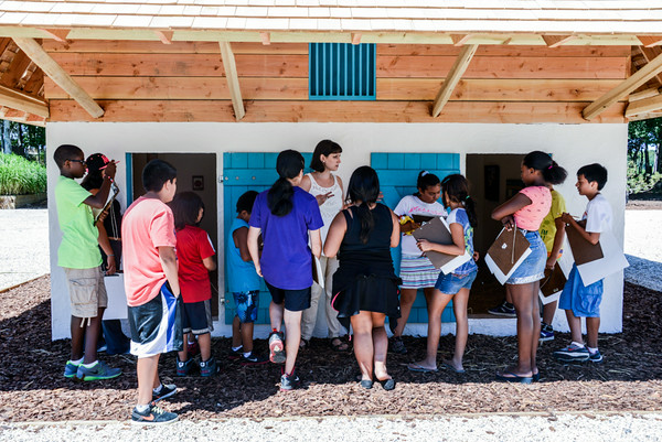 Summercamp visit