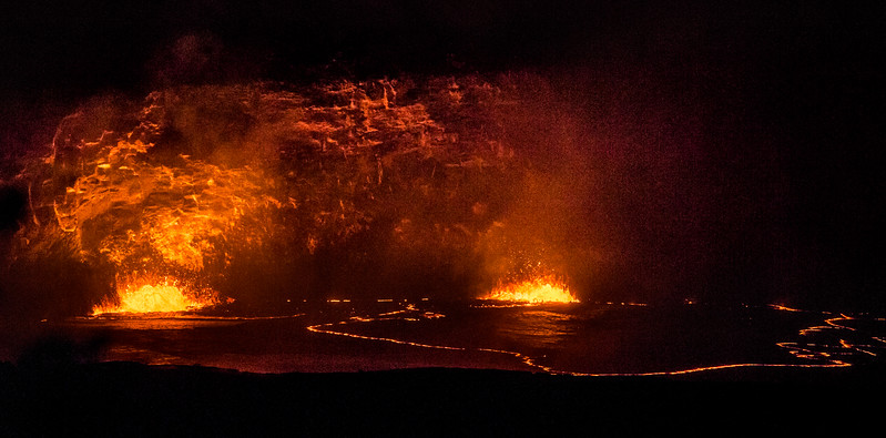 Lava Bed