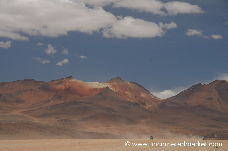In the Dust - Salar Tour, Bolivia