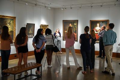 Art Baroque Gallery Student Talks