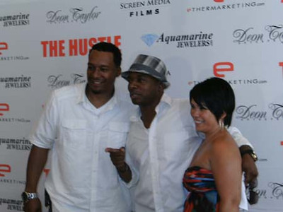 "The Hustle"" premiere filmed in Oak Park - Sacramento"