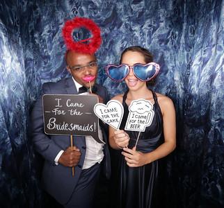 The Wedding of Abby & Denis Photobooth Photos