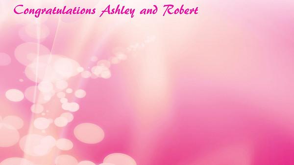 Ashley and Roberts Wedding