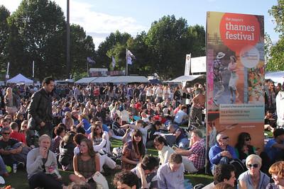 The Mayor's Thames Festival 2010