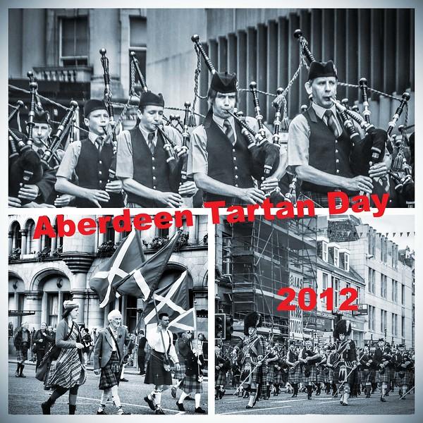 The 2012 Aberdeen Tartan Day