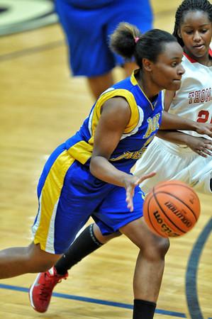 Carver High School Basketball vs Thomasville  HS