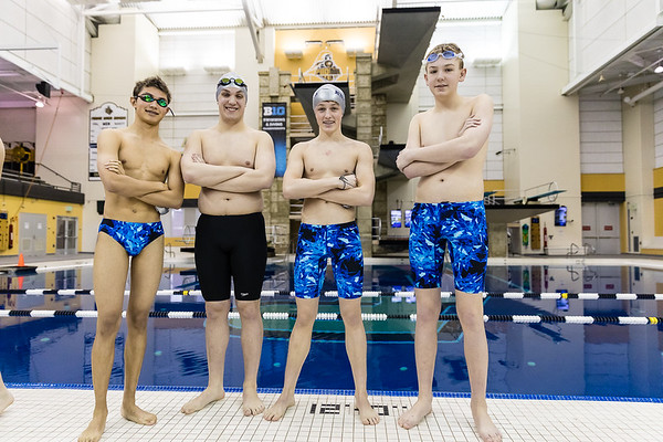 CC Swimming Hoosier Conference 2017-1-14