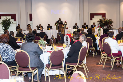 AAMU 2013 Louis Crews Classic Coach Breakfast