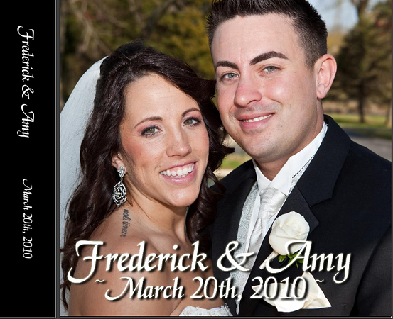 Fred & Amy Album Sample