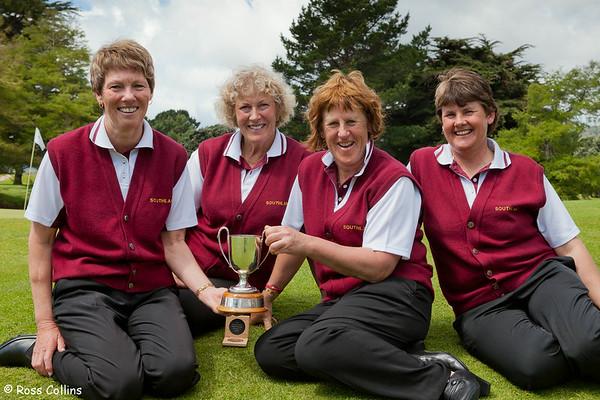 NZ Women's Masters 2011