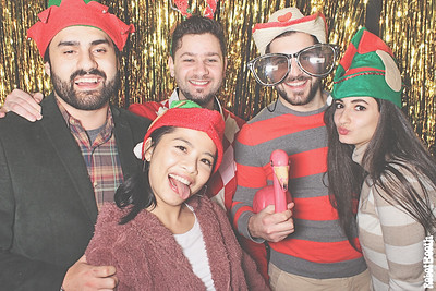 12-14-19 Atlanta Factory Atlanta Photo Booth - Atronix Holiday Party - Robot Booth
