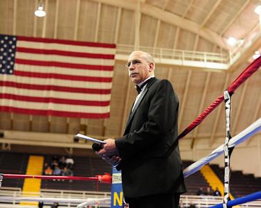 Brigade Boxing Finals Feb. 25, 2011