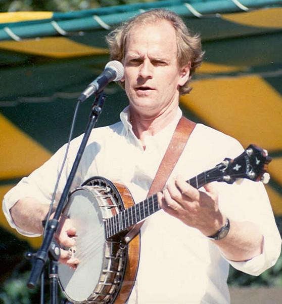 Livingston Taylor covering a Van Halen tune on the banjo!