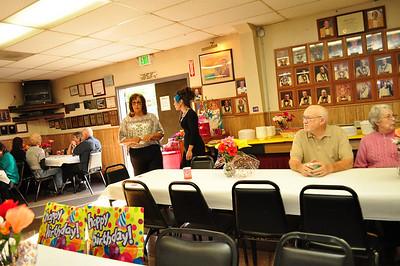 Nancy's Surprise Birthday @ Concord Moose Lodge - 5/10/14