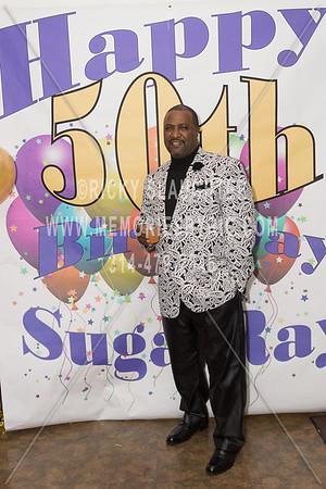 Ray Ray Bonds 50th Birthday Party