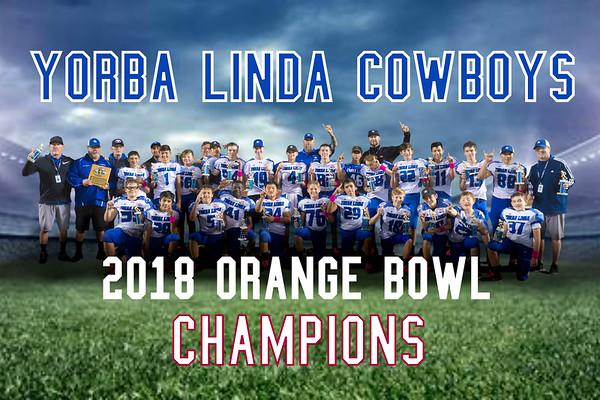 Orange Bowl Championship 2018