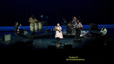 Hugh Masekela - Zellerbach Theater Philadelphia 2013
