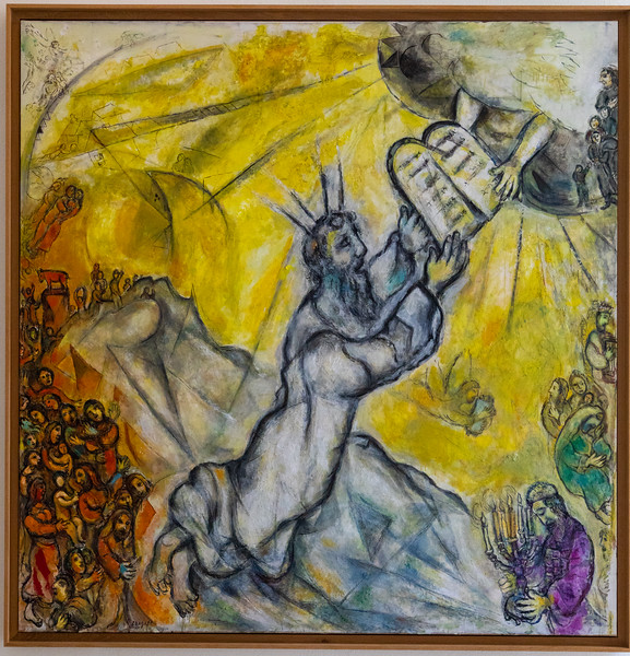 Nice - Marc Chagall Museum