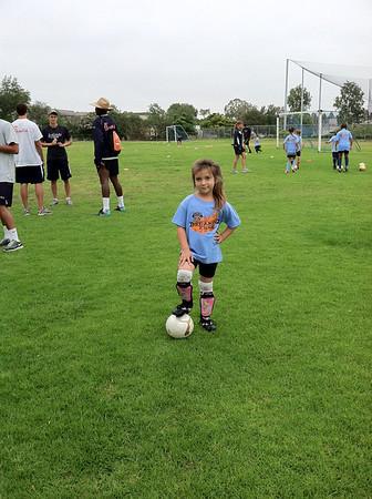 Soccer Camp 2011