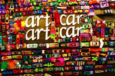 Houston's Art Car Parade 2010