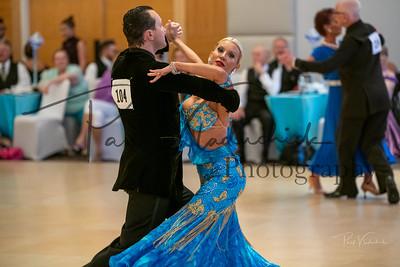 104 Rachel Gracchiola and Serhiy Komar