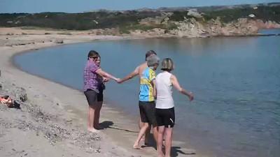 Cycling Corsica Plus! Beaches and Bonifacio 2018 May 10