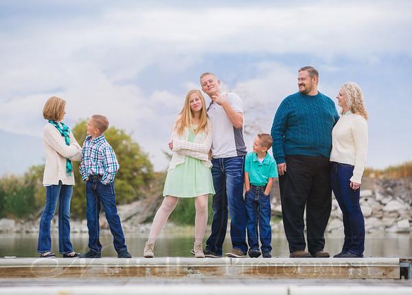 Heideman Family 2015