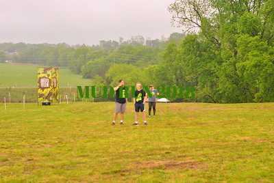 Mud Run - Nashville Spring 20018