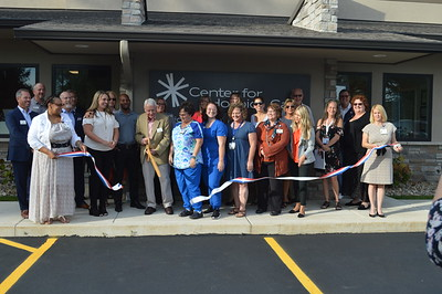 Ribbon Cutting and Opening Celebration for Center for Hospice Care's La Porte Location 2021