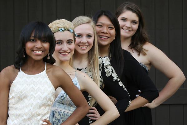 2015 Prom Ladies