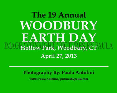 The 19th Annual WOODBURY EARTH DAY 2013 ~ Woodbury, CT ~ April 27, 2013