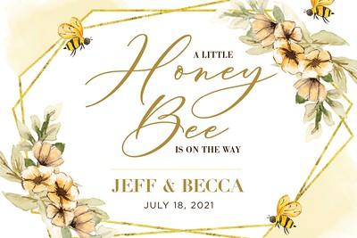 Jeff & Becca's Baby Shower 7/18/21