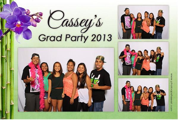 Cassey's Grad Party (Fusion Portraits)