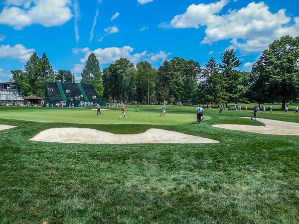 2016 PGA Championship - Baltusrol CC - July 26