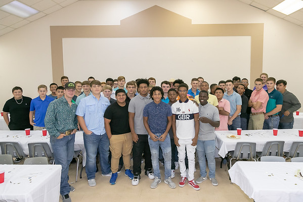 Rockdale Masonic Football Banquet 2018
