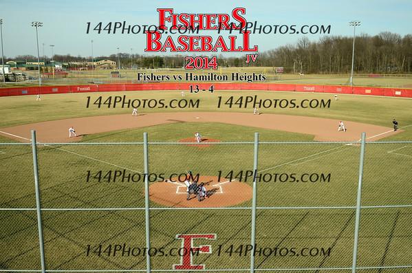 2014 FHS Baseball JV