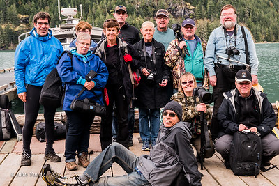 Grizzly Shoot - Bute Inlet - 09-24-16