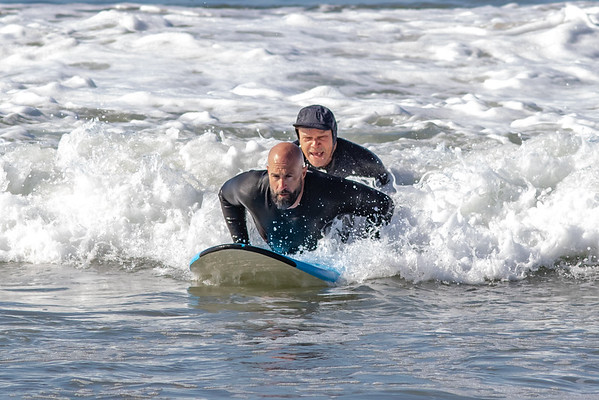 2021-03-26 Banzai Surf - Josh