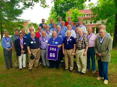 SMA 50th Class Reunion