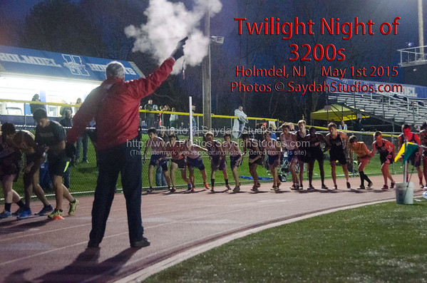 Twilight Series Night of 3200s 2015