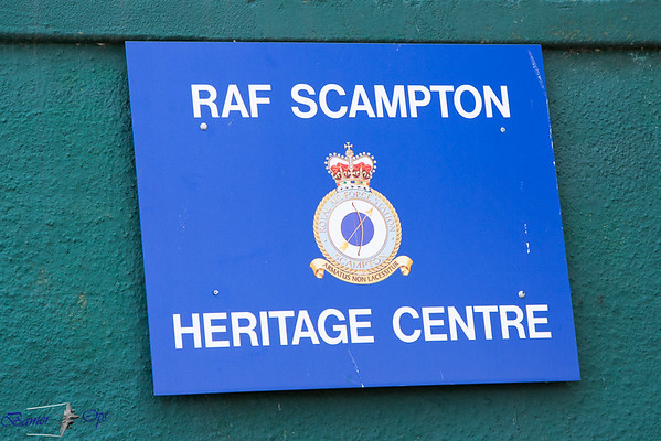 RAF Scampton Heritage Centre : Wednesday 9th May 2018